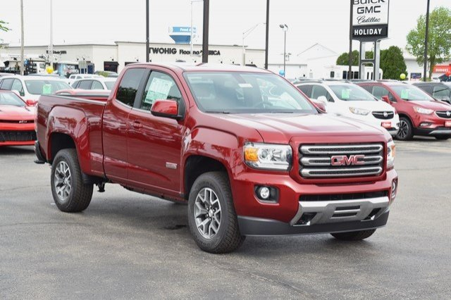 2017 Canyon Double Cab 4x4, Pickup #17G1063 - photo 8