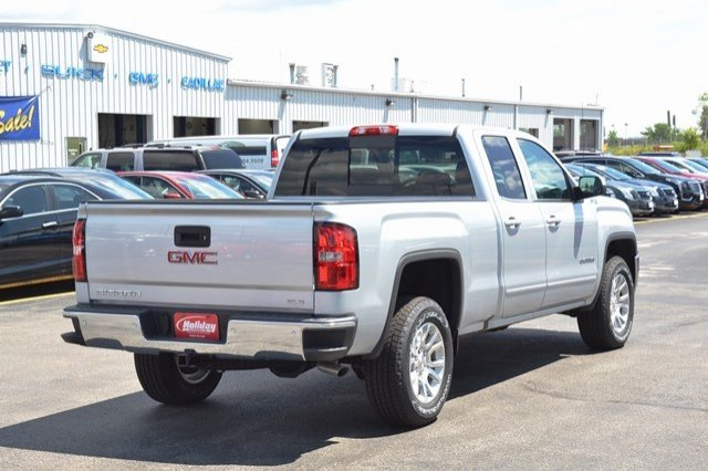 2017 Sierra 1500 Double Cab 4x4, Pickup #17G1065 - photo 6