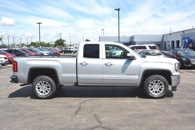 2017 Sierra 1500 Double Cab 4x4, Pickup #17G1065 - photo 7
