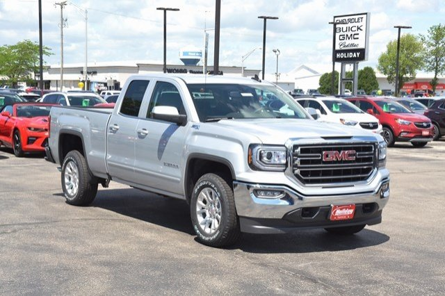 2017 Sierra 1500 Double Cab 4x4, Pickup #17G1065 - photo 8