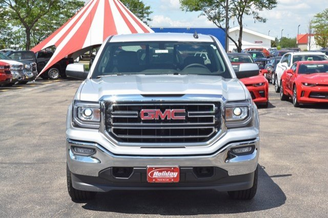 2017 Sierra 1500 Double Cab 4x4, Pickup #17G1065 - photo 9