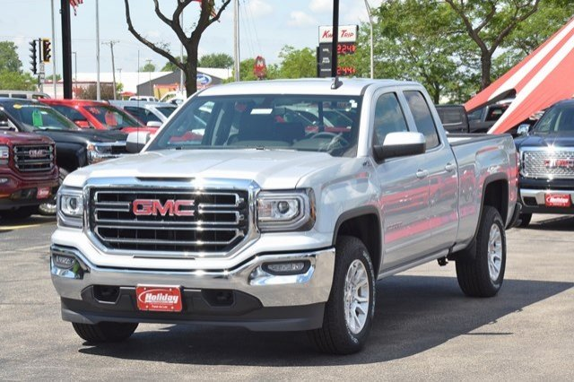 2017 Sierra 1500 Double Cab 4x4, Pickup #17G1065 - photo 3