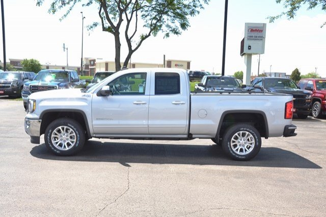2017 Sierra 1500 Double Cab 4x4, Pickup #17G1065 - photo 4