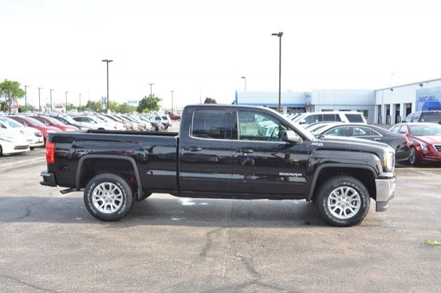 2017 Sierra 1500 Double Cab 4x4, Pickup #17G1105 - photo 7
