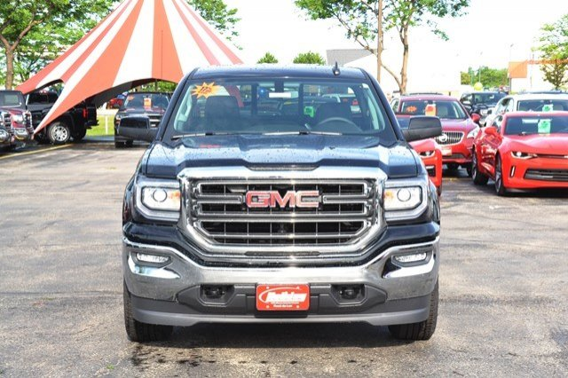 2017 Sierra 1500 Double Cab 4x4, Pickup #17G1105 - photo 9
