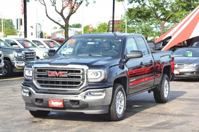 2017 Sierra 1500 Double Cab 4x4, Pickup #17G1105 - photo 5