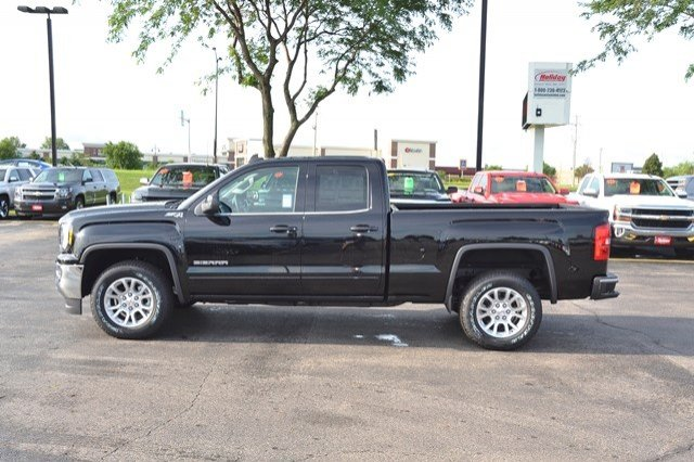 2017 Sierra 1500 Double Cab 4x4, Pickup #17G1105 - photo 3