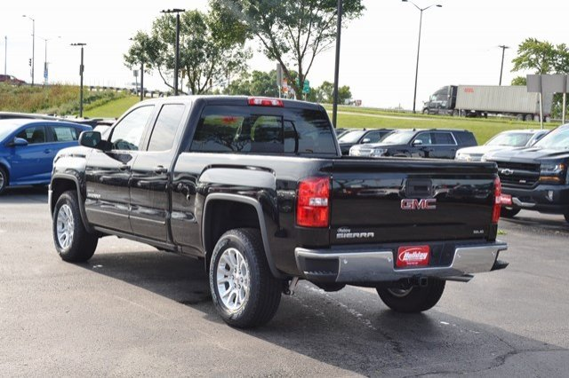 2017 Sierra 1500 Double Cab 4x4, Pickup #17G1105 - photo 2