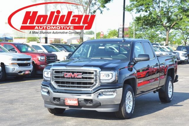 2017 Sierra 1500 Double Cab 4x4 Pickup #17G1111 - photo 1