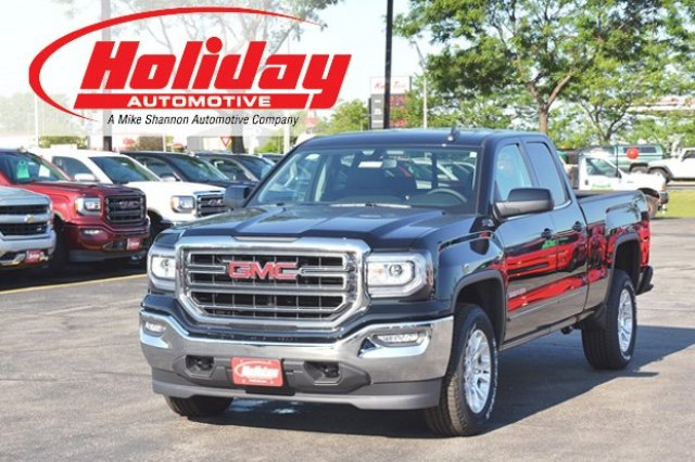 2017 Sierra 1500 Double Cab 4x4 Pickup #17G1113 - photo 1