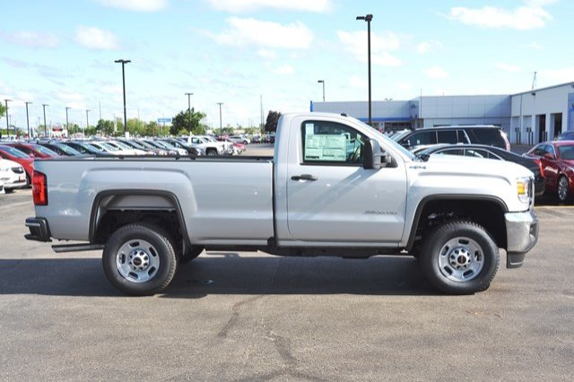 2017 Sierra 2500 Regular Cab 4x4, Pickup #17G1114 - photo 7