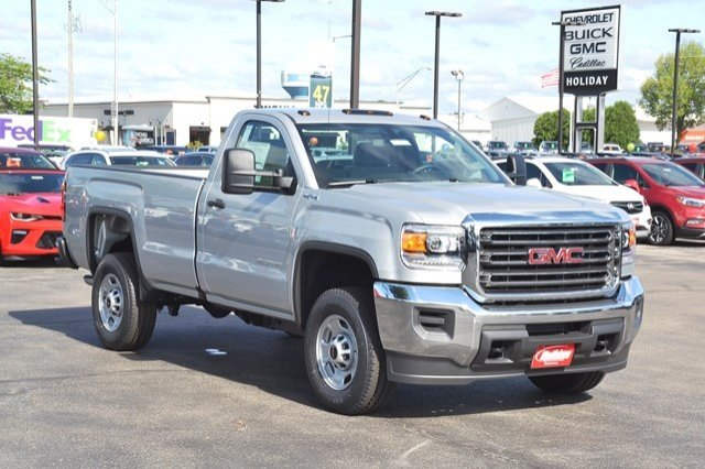 2017 Sierra 2500 Regular Cab 4x4, Pickup #17G1114 - photo 8