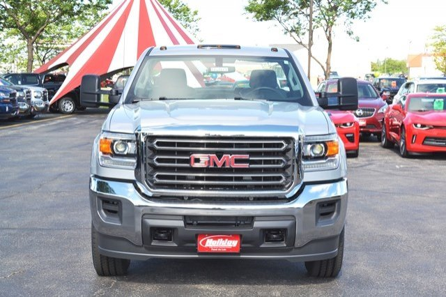 2017 Sierra 2500 Regular Cab 4x4, Pickup #17G1114 - photo 9