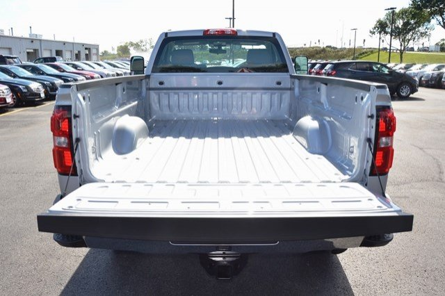 2017 Sierra 2500 Regular Cab 4x4, Pickup #17G1114 - photo 10