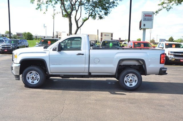 2017 Sierra 2500 Regular Cab 4x4, Pickup #17G1114 - photo 4