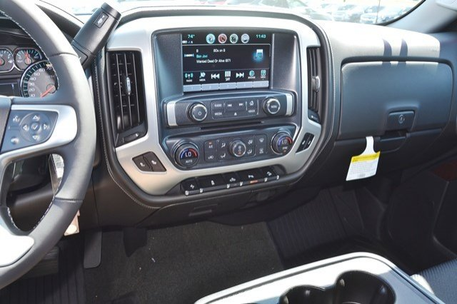 2017 Sierra 1500 Double Cab 4x4, Pickup #17G1115 - photo 23