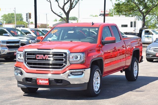 2017 Sierra 1500 Double Cab 4x4, Pickup #17G1115 - photo 3