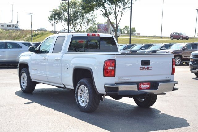 2017 Sierra 1500 Double Cab 4x4, Pickup #17G1116 - photo 2