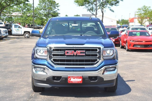 2017 Sierra 1500 Double Cab 4x4, Pickup #17G1118 - photo 9