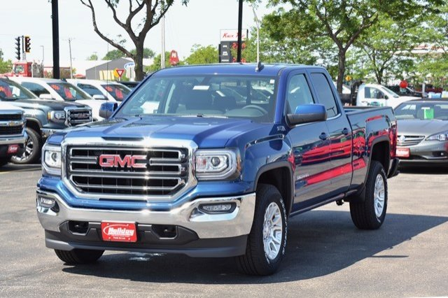 2017 Sierra 1500 Double Cab 4x4, Pickup #17G1118 - photo 3