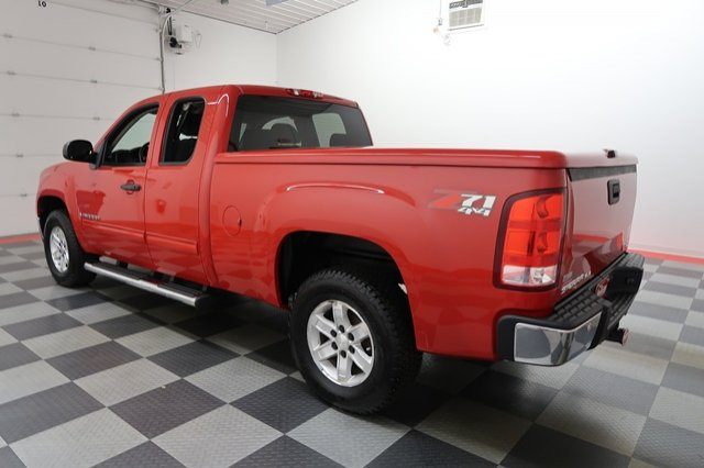 2009 Sierra 2500 Extended Cab 4x4 Pickup #17G1118A - photo 2