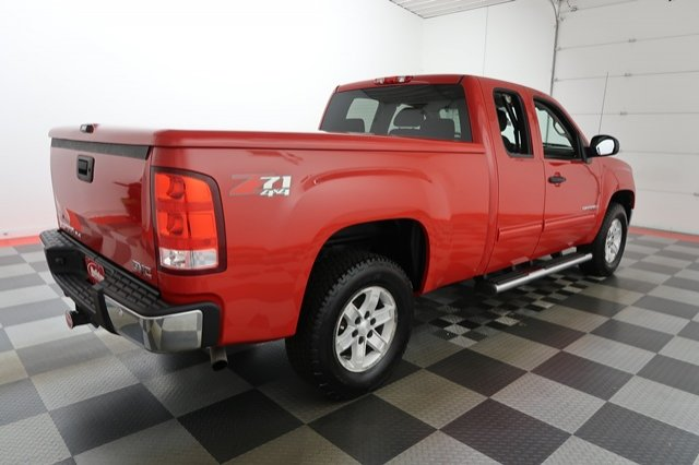 2009 Sierra 2500 Extended Cab 4x4 Pickup #17G1118A - photo 6