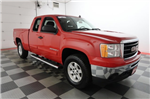 2009 Sierra 2500 Extended Cab 4x4 Pickup #17G1118A - photo 7