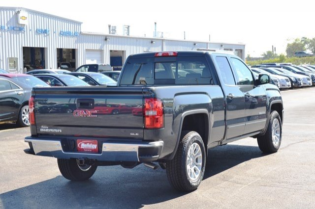 2017 Sierra 1500 Double Cab 4x4, Pickup #17G1120 - photo 6