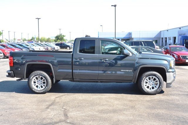 2017 Sierra 1500 Double Cab 4x4, Pickup #17G1120 - photo 7