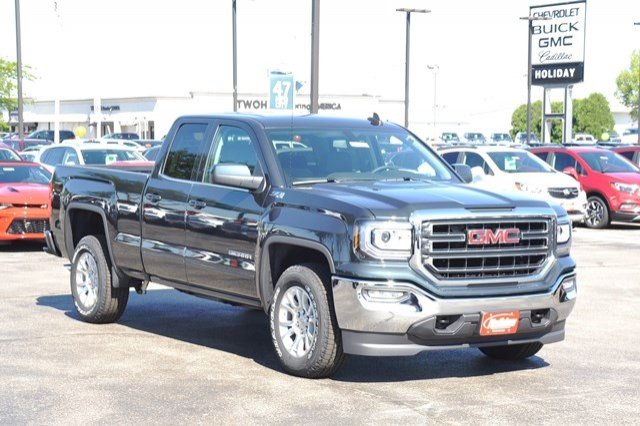 2017 Sierra 1500 Double Cab 4x4, Pickup #17G1120 - photo 8