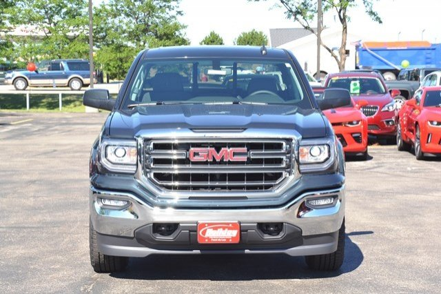 2017 Sierra 1500 Double Cab 4x4, Pickup #17G1120 - photo 9