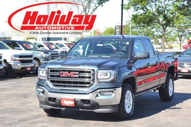 2017 Sierra 1500 Double Cab 4x4 Pickup #17G1120 - photo 1