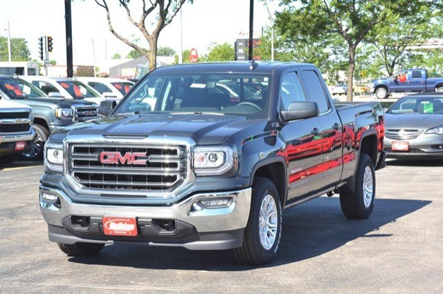 2017 Sierra 1500 Double Cab 4x4, Pickup #17G1120 - photo 3