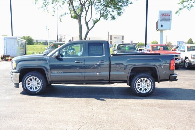2017 Sierra 1500 Double Cab 4x4, Pickup #17G1120 - photo 4