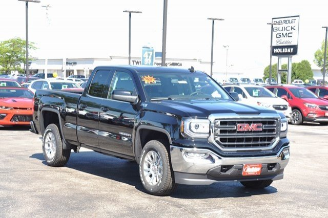 2017 Sierra 1500 Double Cab 4x4, Pickup #17G1122 - photo 8