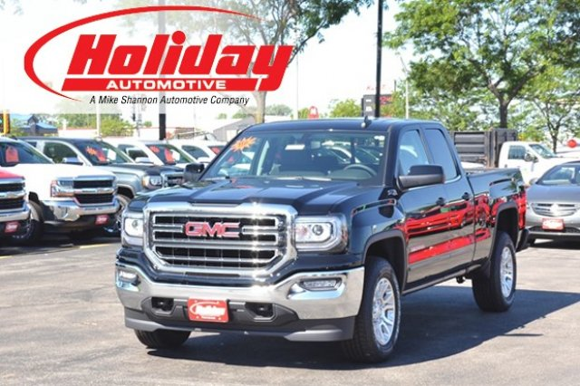 2017 Sierra 1500 Double Cab 4x4 Pickup #17G1122 - photo 1