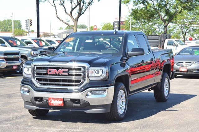 2017 Sierra 1500 Double Cab 4x4, Pickup #17G1122 - photo 3
