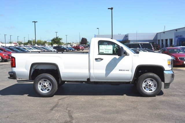 2017 Sierra 2500 Regular Cab 4x4, Pickup #17G1123 - photo 7