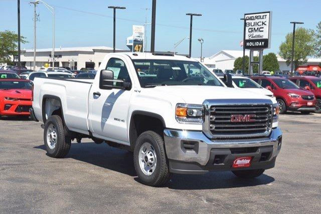 2017 Sierra 2500 Regular Cab 4x4, Pickup #17G1123 - photo 8
