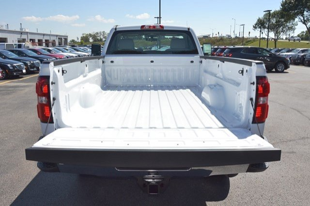 2017 Sierra 2500 Regular Cab 4x4, Pickup #17G1123 - photo 10