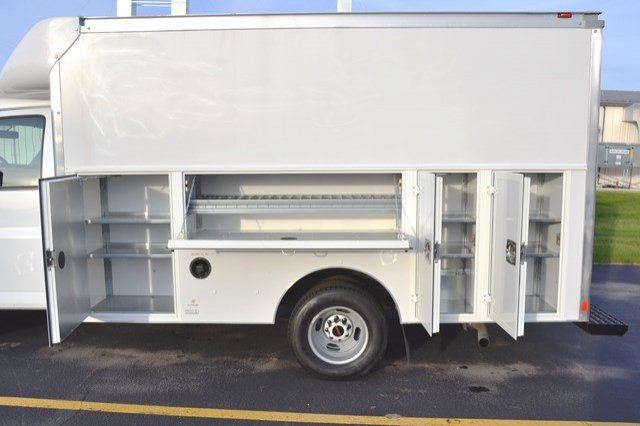 2017 Savana 3500 Service Utility Van #17G1141 - photo 14