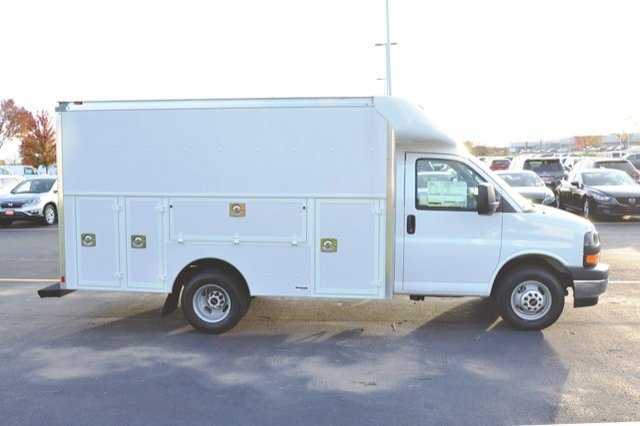 2017 Savana 3500 Service Utility Van #17G1141 - photo 7
