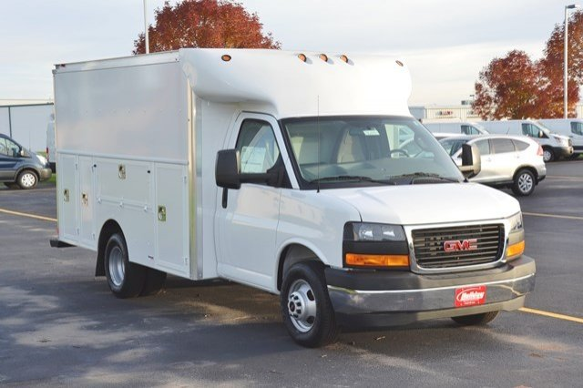 2017 Savana 3500 Service Utility Van #17G1141 - photo 8