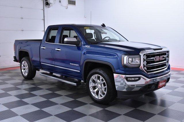 2017 Sierra 1500 Double Cab 4x4, Pickup #17G512 - photo 5