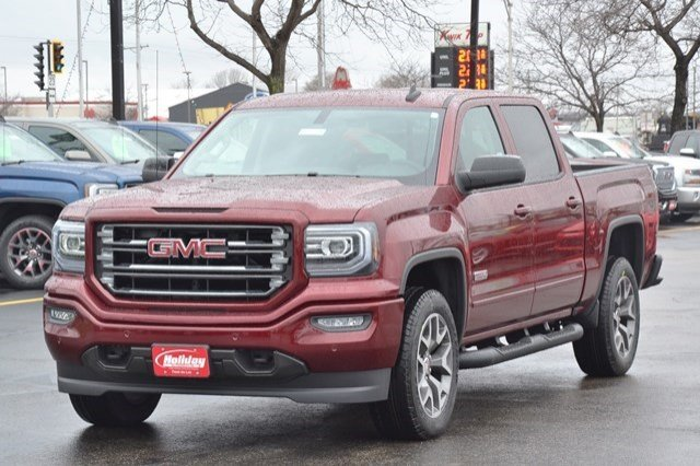 2017 Sierra 1500 Crew Cab 4x4, Pickup #17G632 - photo 3
