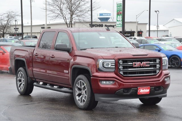 2017 Sierra 1500 Crew Cab 4x4, Pickup #17G632 - photo 5