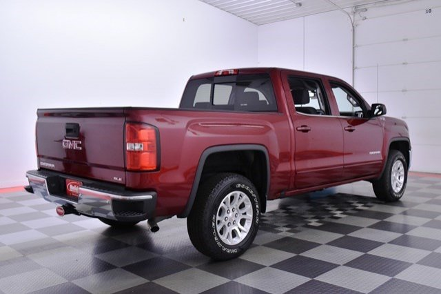 2017 Sierra 1500 Crew Cab 4x4, Pickup #17G638 - photo 4