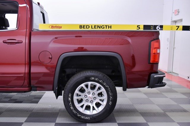 2017 Sierra 1500 Crew Cab 4x4, Pickup #17G638 - photo 8