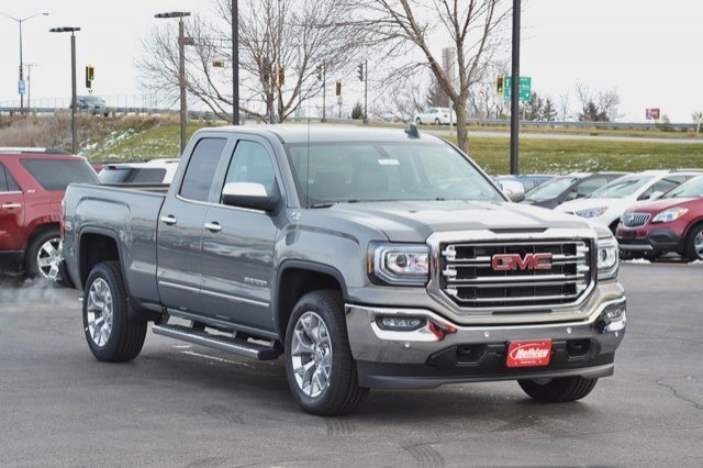 2017 Sierra 1500 Double Cab 4x4, Pickup #17G645 - photo 5