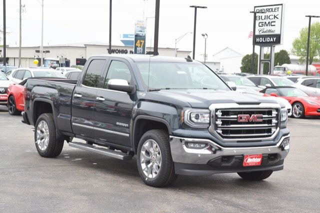 2017 Sierra 1500 Double Cab 4x4, Pickup #17G652 - photo 26